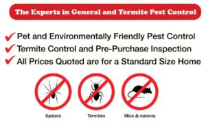Privilege Pest control ad image